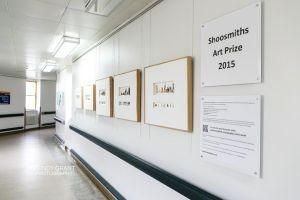Shoosmiths Art Prize 2015